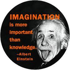Imagination quote by Albert Einstein